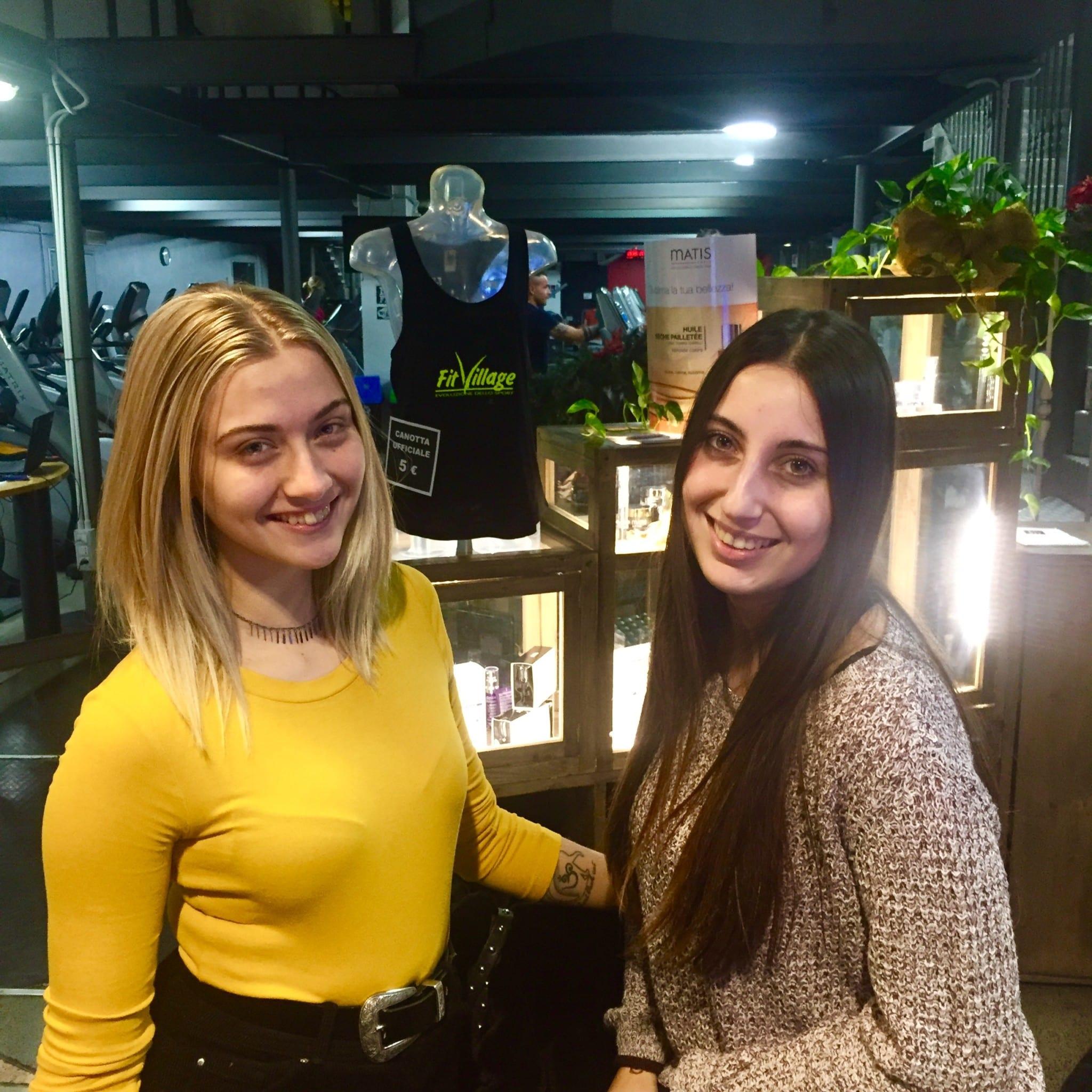 Alessia e Anna